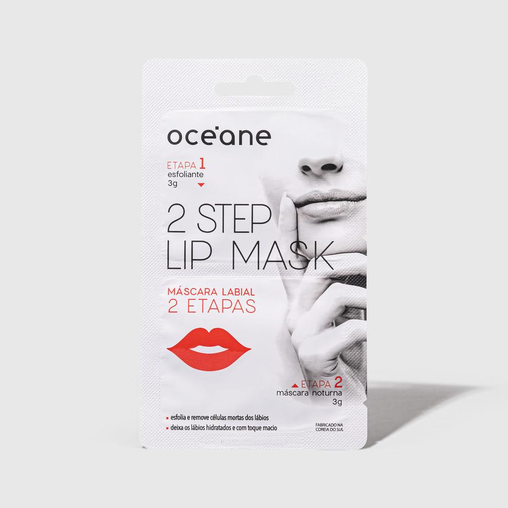 Máscara Labial 2 Etapas - 2 Step Lip Mask 3g