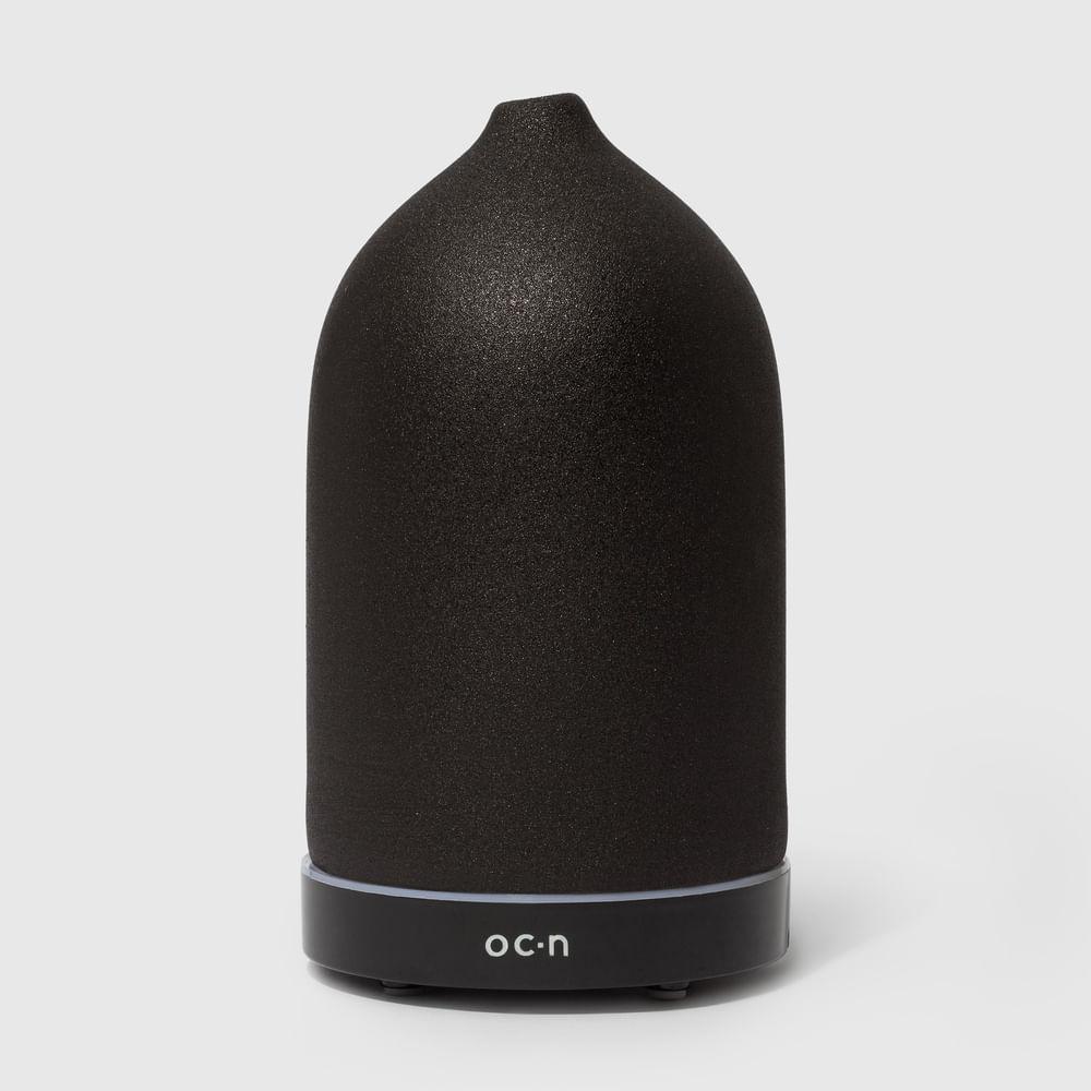 Difusor de Aromas Preto - Lux Aroma Diffuser