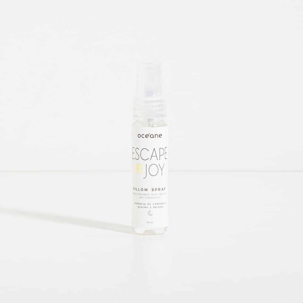 Spray Relaxante P/ Travesseiro C/ Essência de Camomila - Pillow Spray 30ml