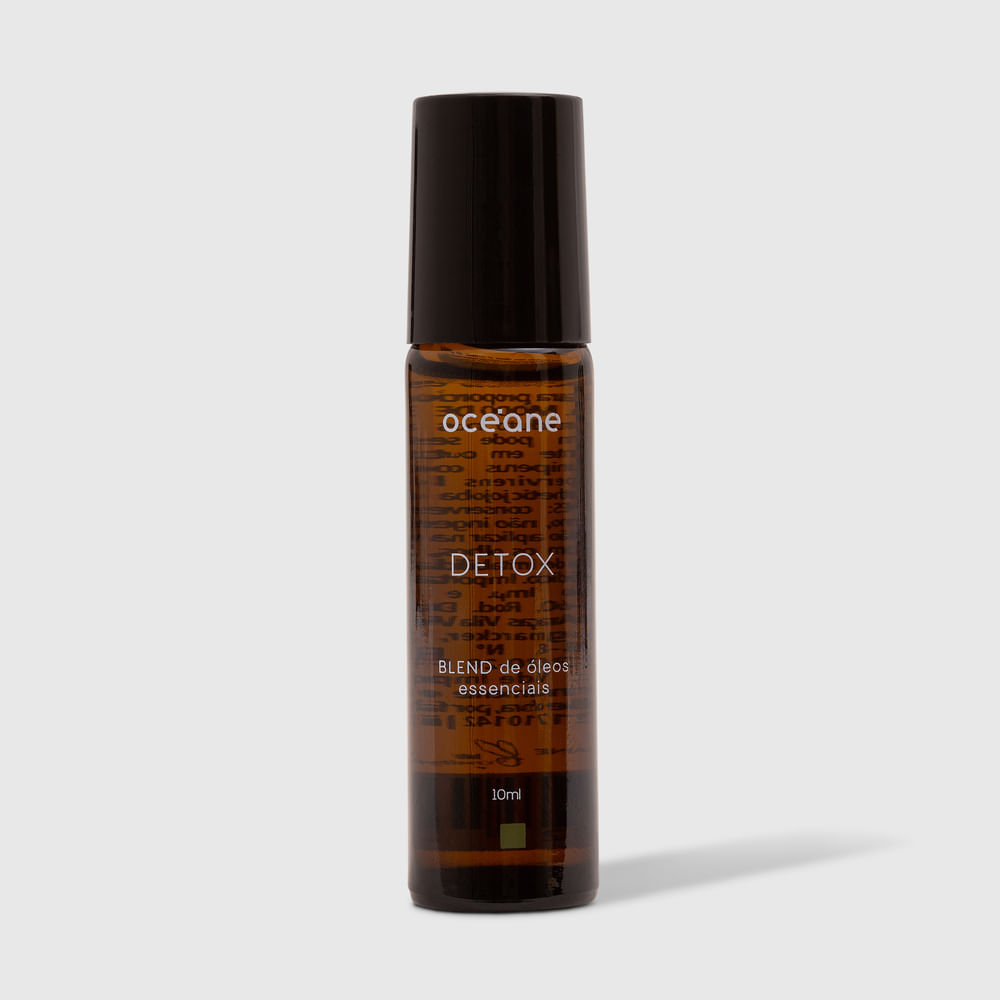 Blend de Óleos Essenciais P/ Desintoxicar - Detox Oil 10ml
