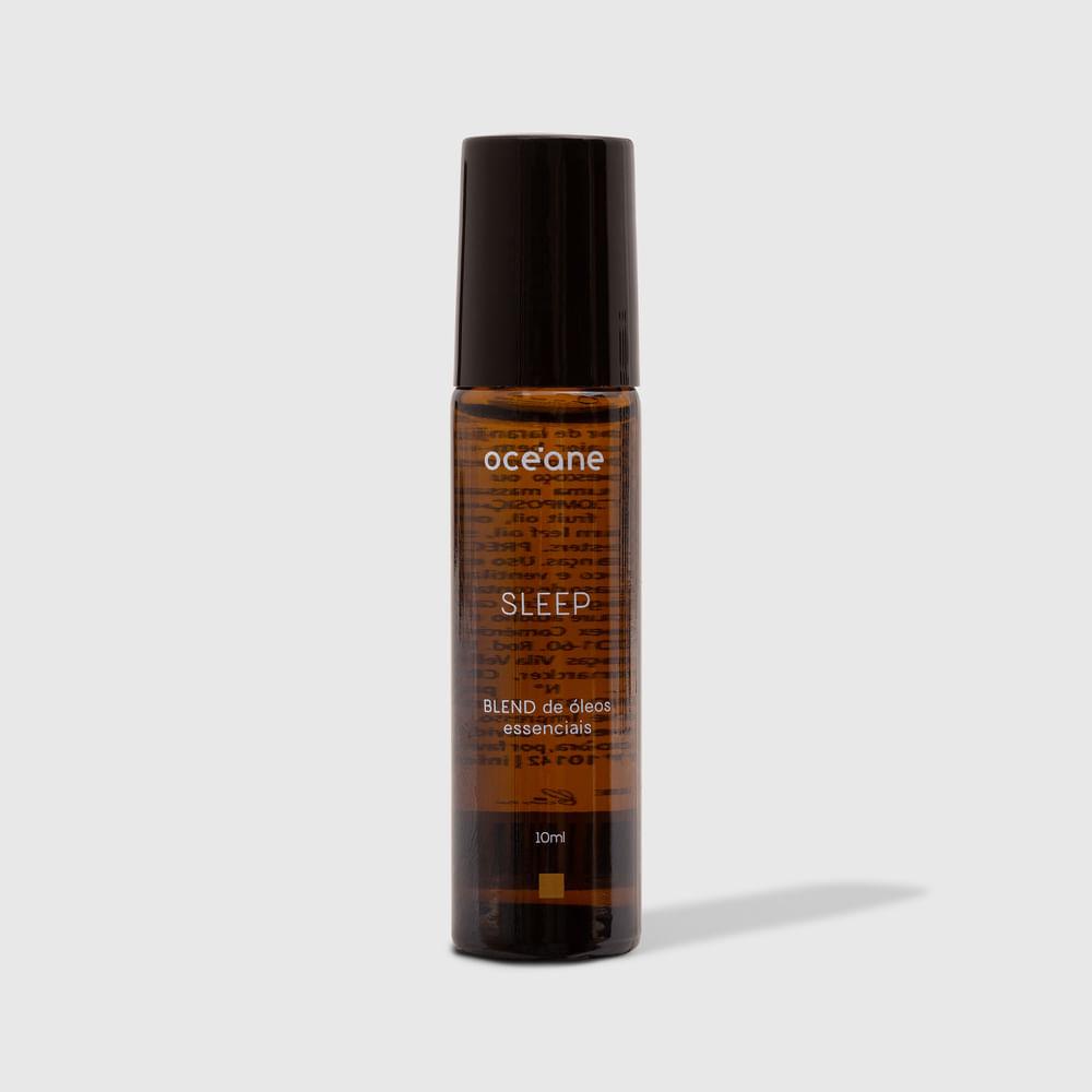Blend de Óleos Essenciais P/ Dormir Melhor - Sleep Oil 10ml