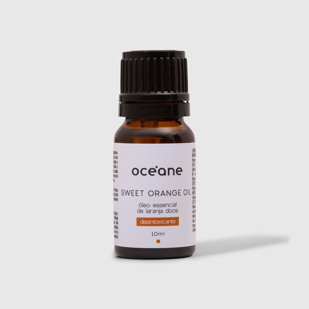 Óleo Essencial de Laranja Doce - Sweet Orange Oil 10ml