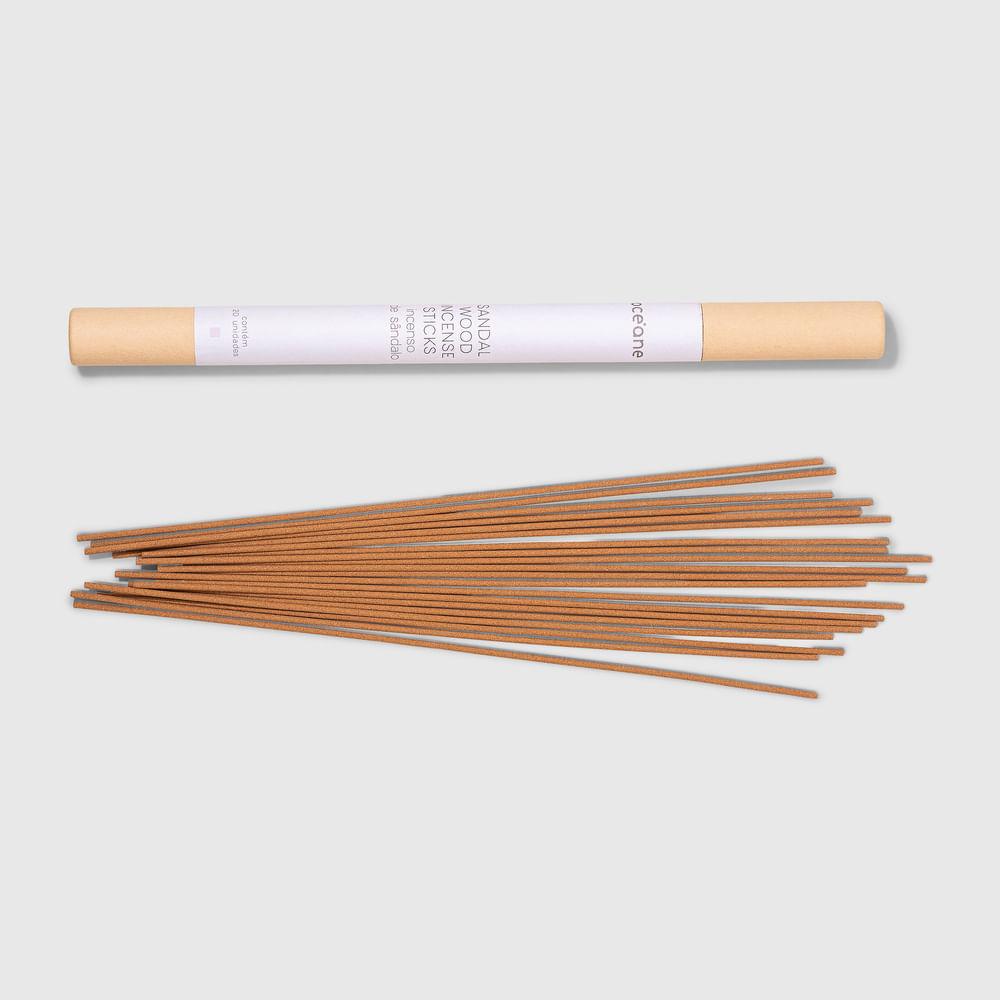 Incenso de Sândalo - Incense Sticks Sandalwood 20un