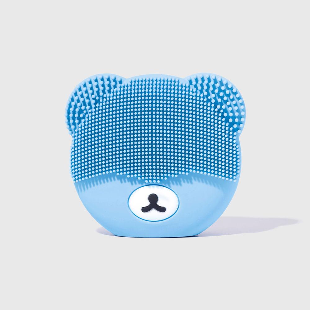 Aparelho de Limpeza Facial Elétrico Azul - Bear Cleaner
