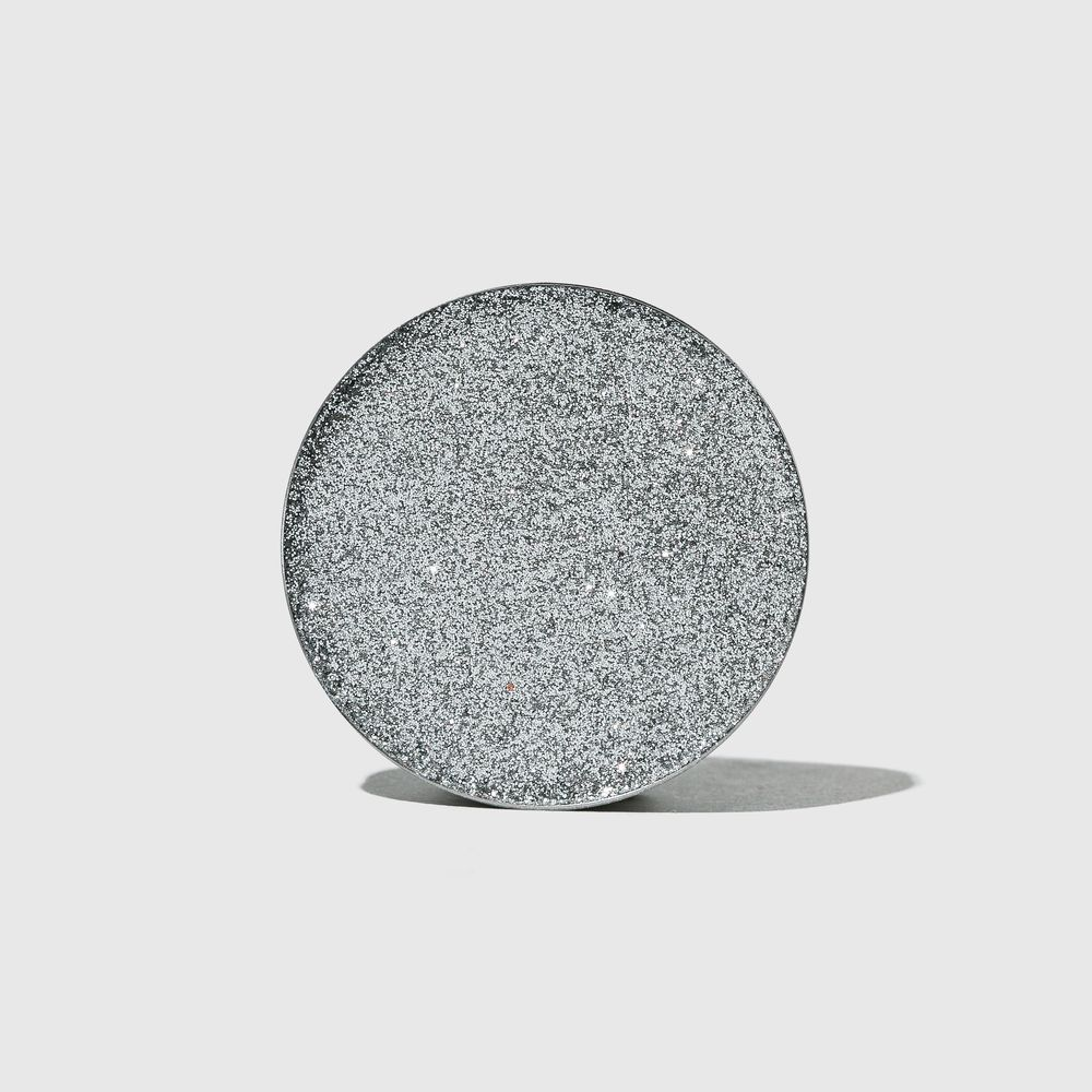 Sombra P/ Olhos Glitter Series Prata 2g