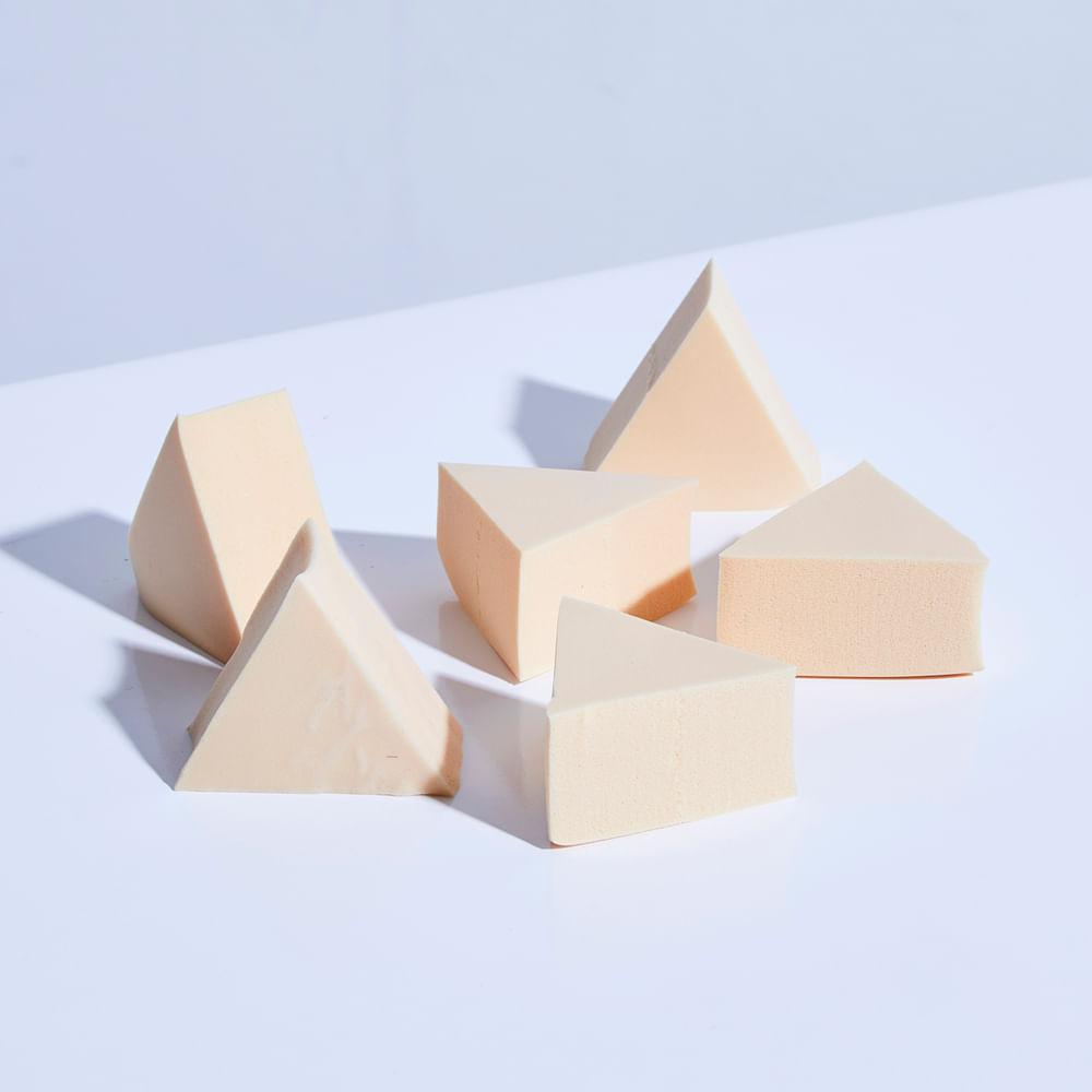 Esponja de Maquiagem Para Base - Beauty Charm
