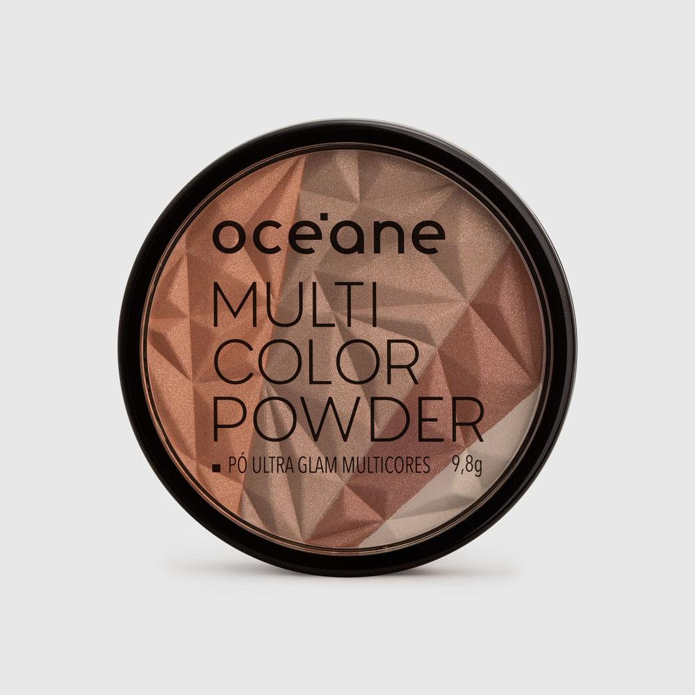 Iluminador 3 em 1 - Multi Color Powder 9,8g
