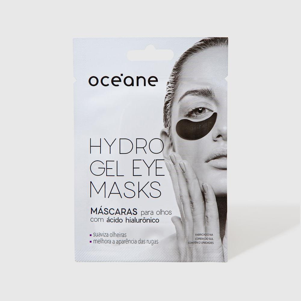 Máscaras P/ Olhos C/ Ác. Hialurônico - Hydrogel Eye Masks 2un