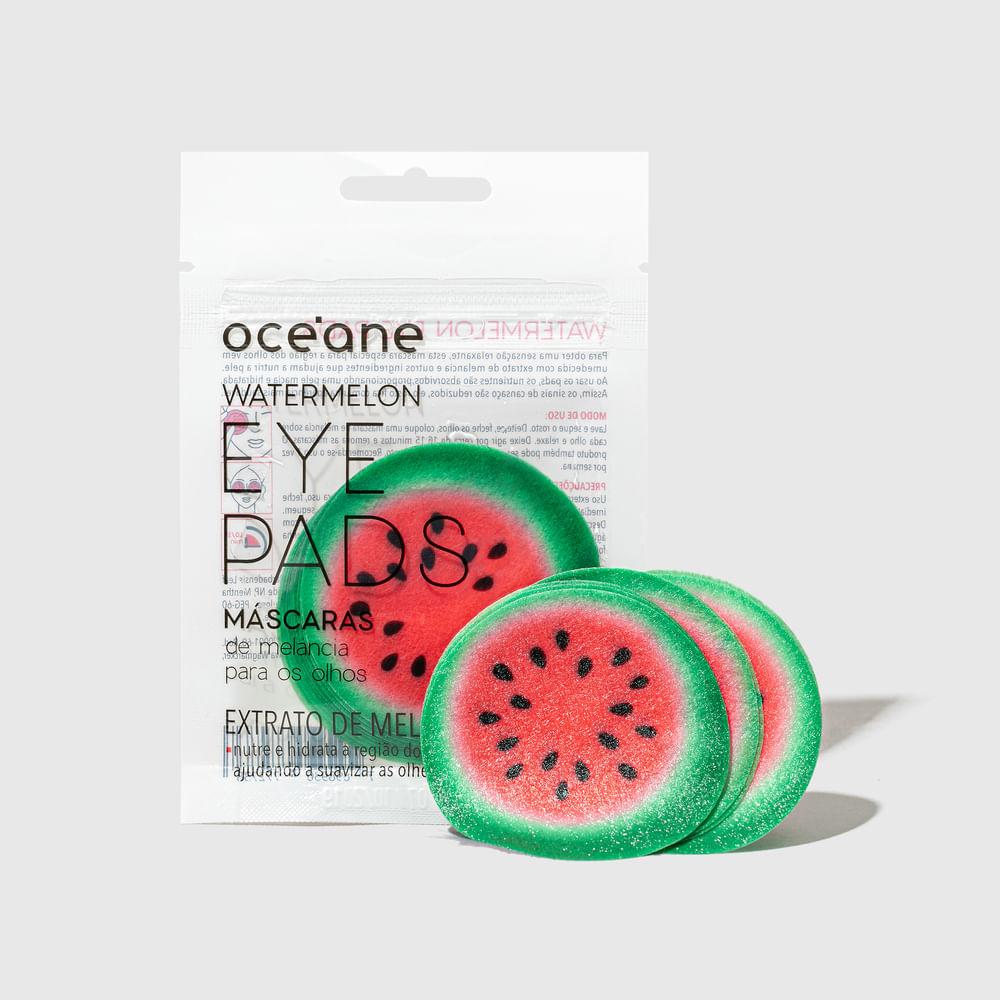 Máscara P/ Olhos de Melancia - Watermelon Eye Pads 10un