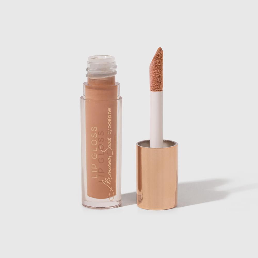 Brilho Labial Nude Mariana Saad - Lip Gloss Yes I do 3g