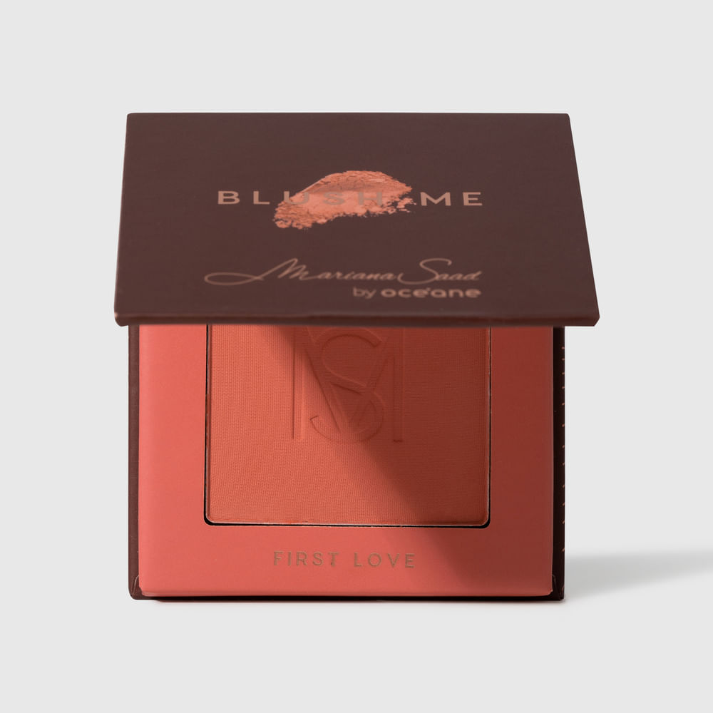 Blush Coral Mariana Saad by Océane - Blush Me First Love 6,5g