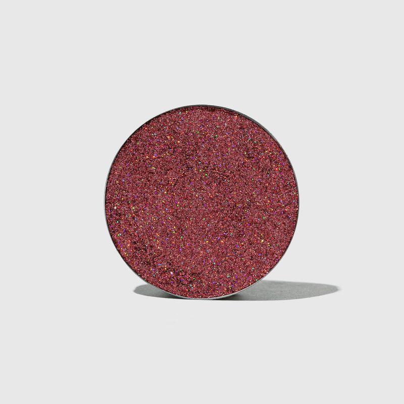 Sombra unitária Para Olhos Glitter Series Rose aberta frente