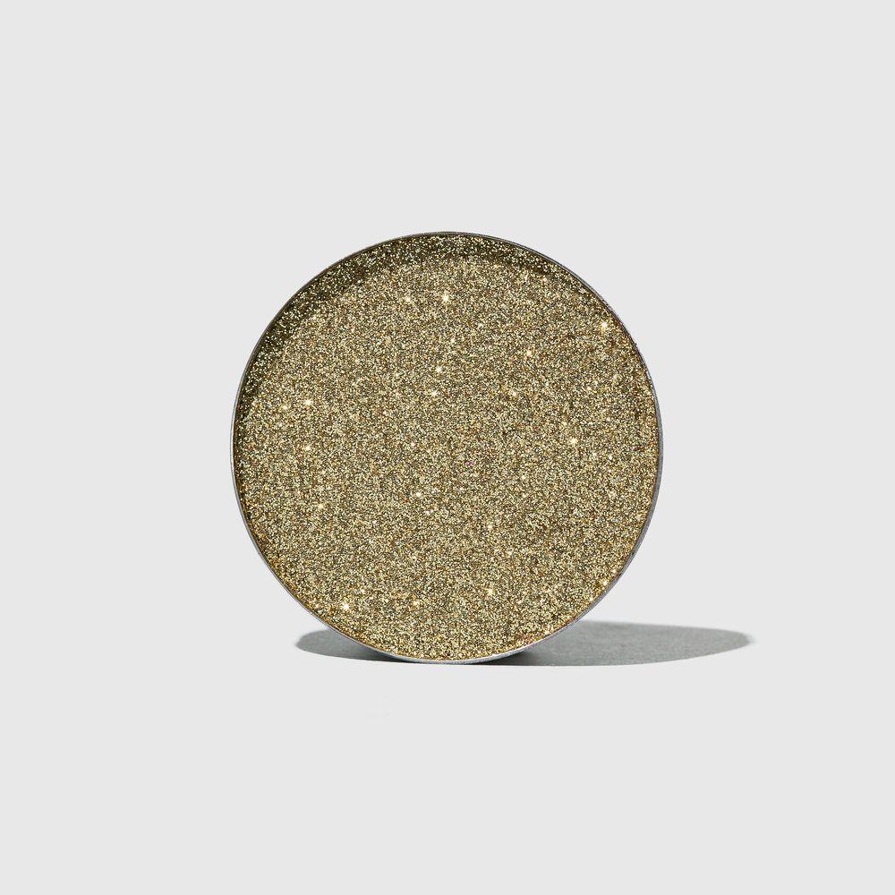 Sombra P/ Olhos Glitter Series Dourada 2g