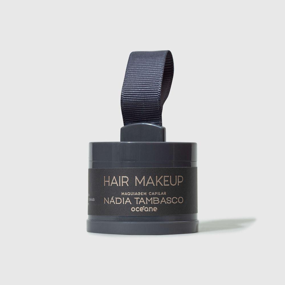 Maquiagem Capilar Preto - Hair Makeup Nádia Tambasco 4g