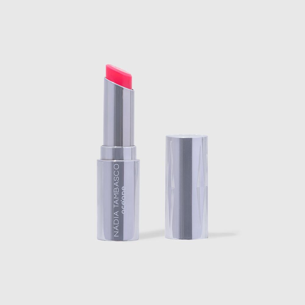 Revitalizador Labial Rosa Pink Nádia Tambasco By Océane - Sweet Lips Amour 3g