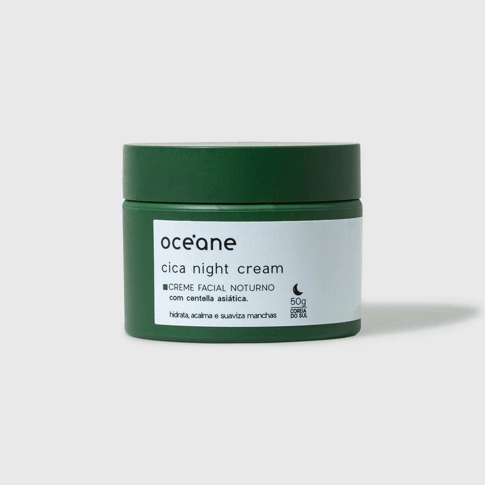 Creme Facial Noturno - Cica Night Cream 50g