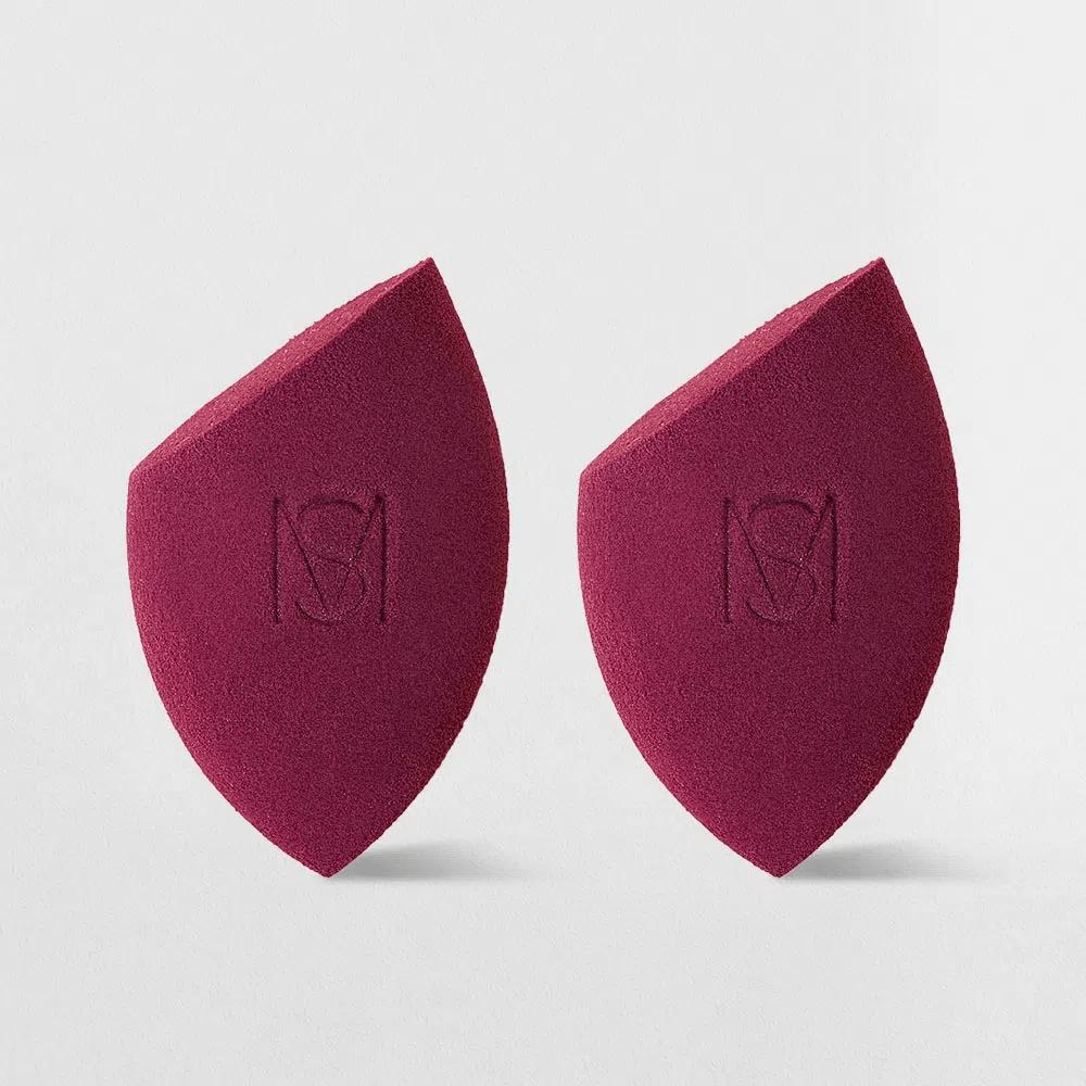 Kit Esponja de Maquiagem Flat Blend Mariana Saad By Océane (2 Produtos)