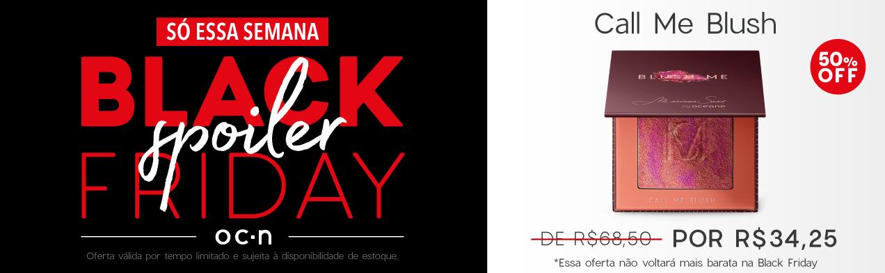 Spoiler Black Friday