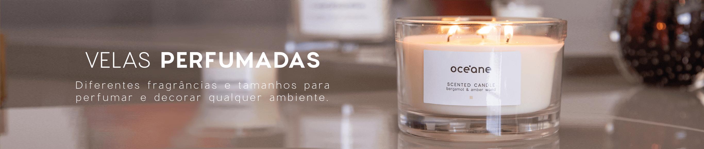 Banner Velas Perfumadas