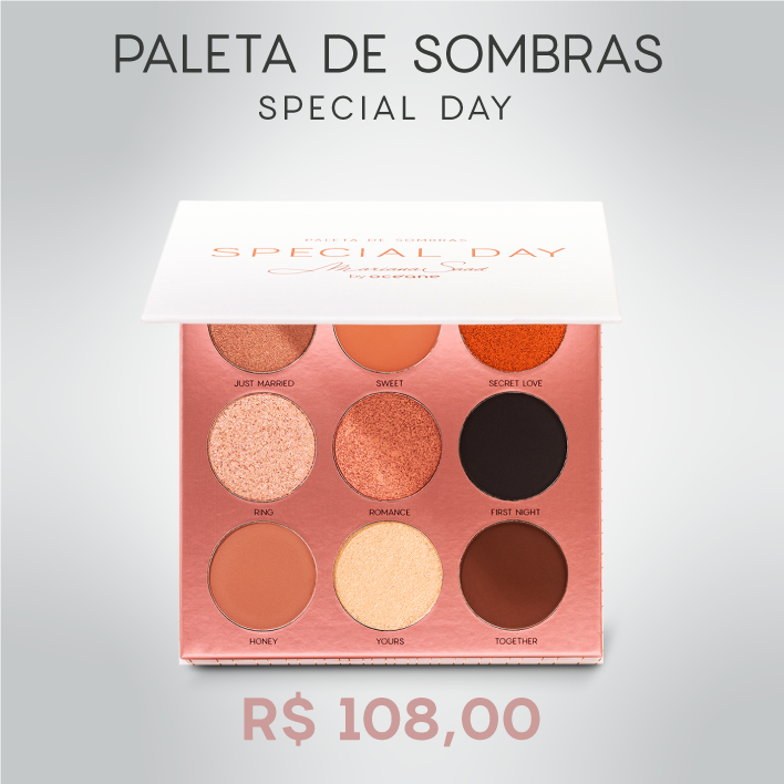 Paleta Special Day
