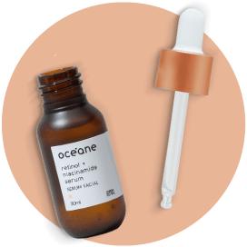 Sérum Retinol + Niacinamida